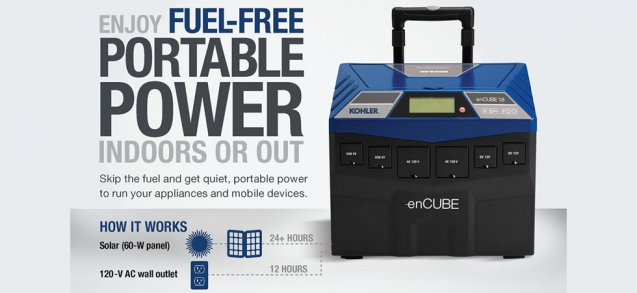 enCUBE Battery Inverter